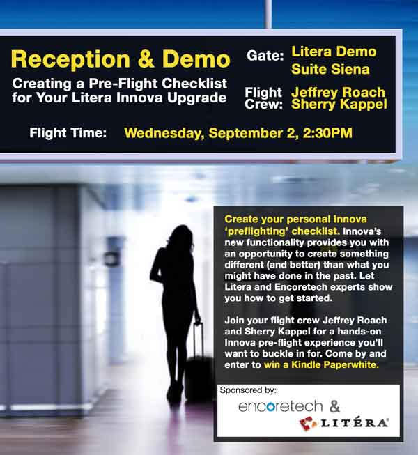 Encoretech-Litera-Reception-ILTACON